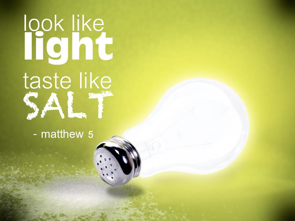 MATTHEW 5:13-16 MATTHEW 5:13-16 MATTHEW 5:13-16 MATTHEW 5:13-16 ...
